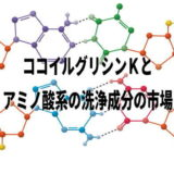 アミノ酸系洗浄成分 ココイルグリシンK