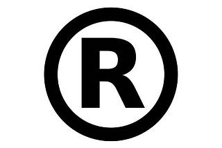 商標登録ロゴ