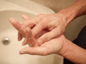 洗顔の泡立て方法